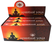 Encens Green Tree Spiritual Yoga