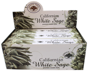 Encens Green Tree White Sage