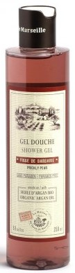 gel douche figue de Barbarie bio