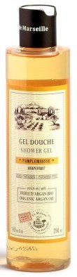 gel douche pamplemousse bio